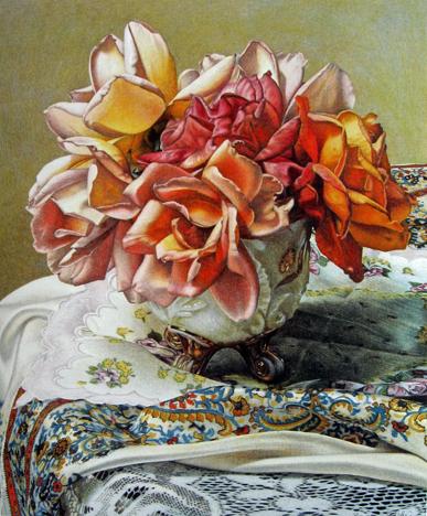 Barbara Edidin - Abiding Hope - Small Print