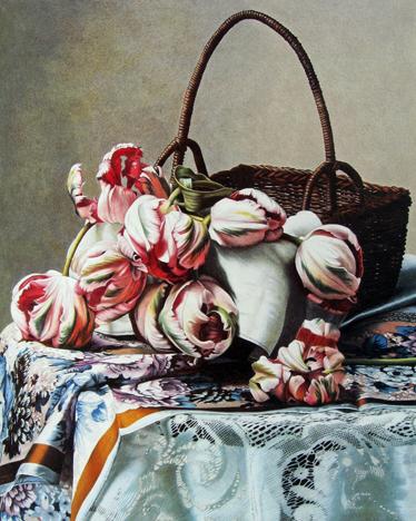 Barbara Edidin - Wynken, Blynken And Nod - Small Print