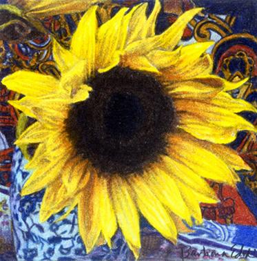 Barbara Edidin - Sunflower #2