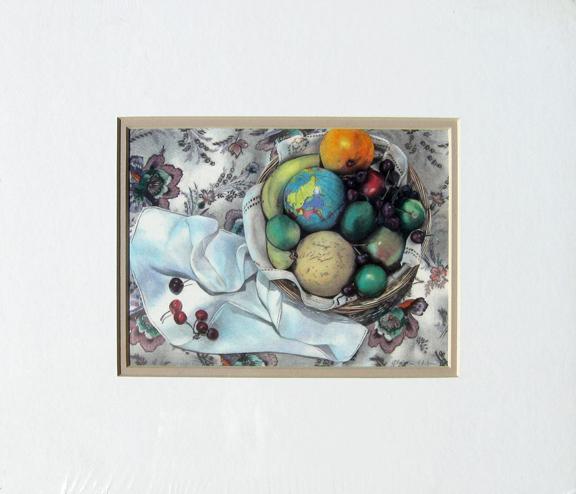 Barbara Edidin - Perishables