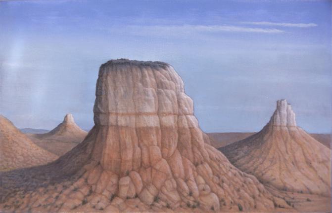 Bruce Lowney - Untitled - Mesa Family