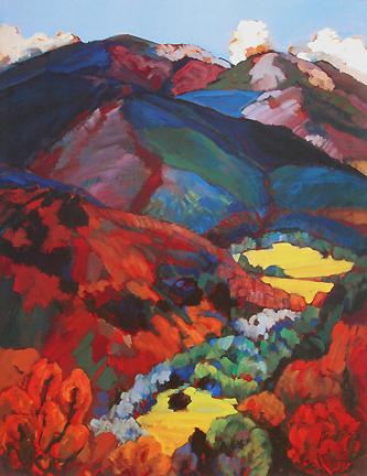 Barbara Zaring - Mountain Valley