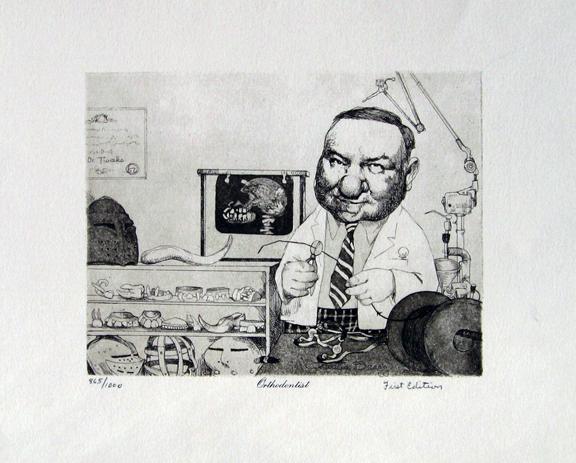 Charles  Bragg - Orthodontist
