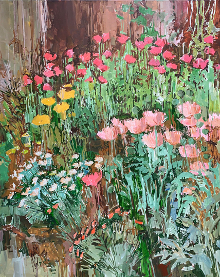 Douglas Atwill - Penelope's Garden III