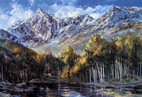 Doug Oliver - Colorado Aspens
