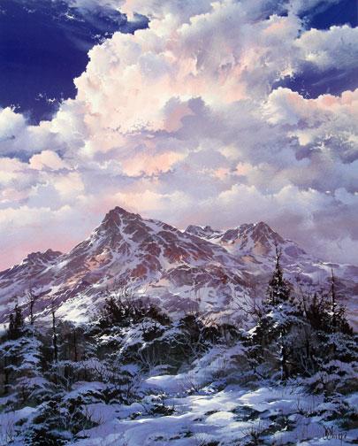Doug Oliver - Winter Solstice