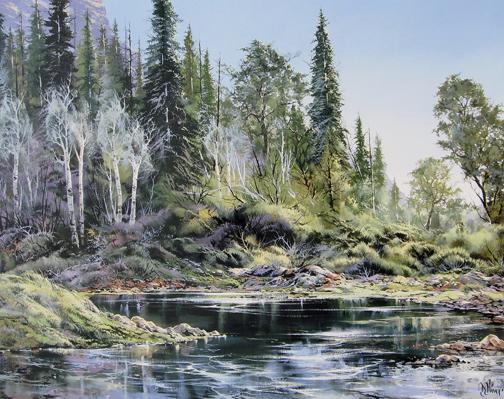 Doug Oliver - Canyon Creek