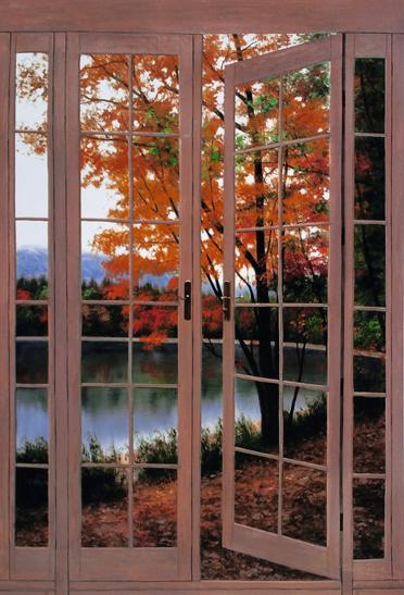 Diane Romanello - Autumn Threshold