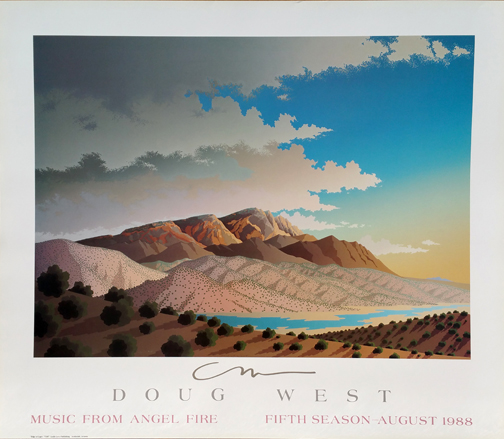 Doug West - Edge of Light
