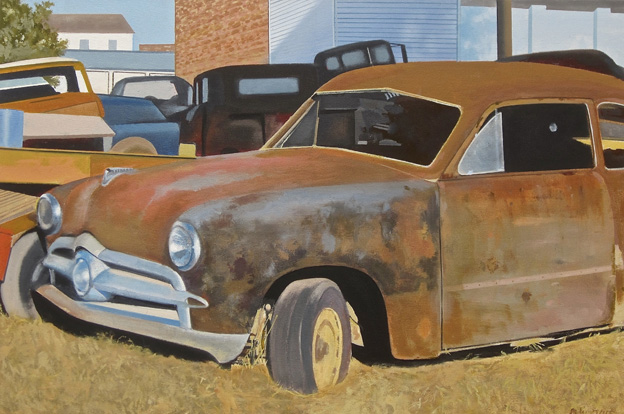 Don Williams - 1949 Ford