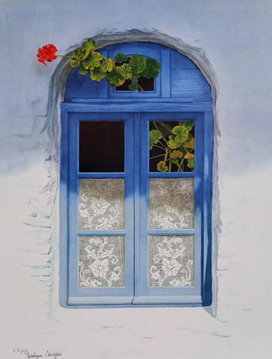 Evelyne  Brigeois - Greece Sifnos
