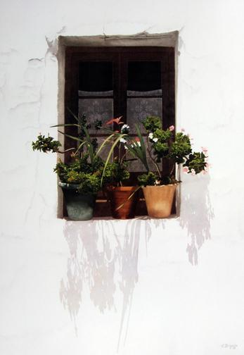 Evelyne   Brigeois  - Andalucia