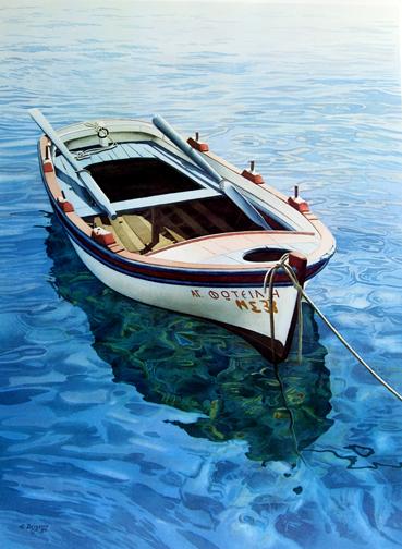 Evelyne  Brigeois - Peaceful Waters
