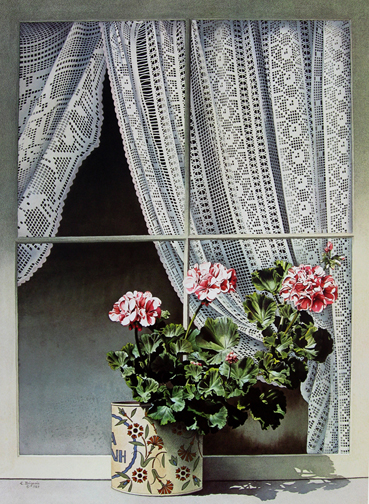 Evelyne   Brigeois - Pink Geranium