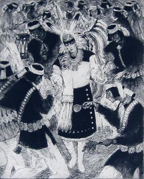 Gene Kloss - Kereson Dancers