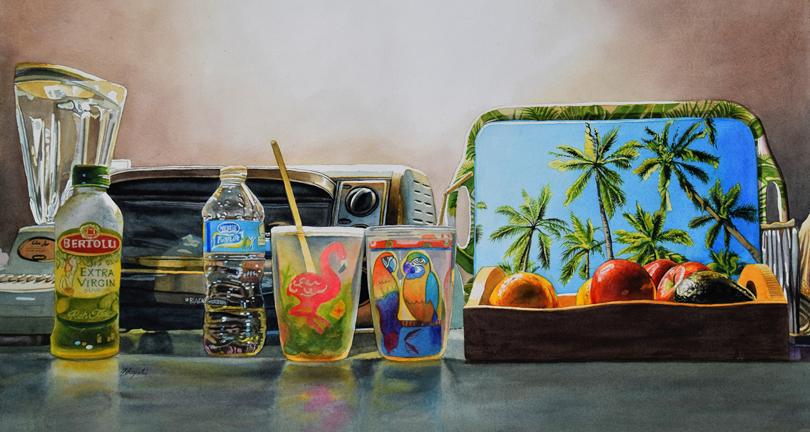 John Bayalis - In The Tropics