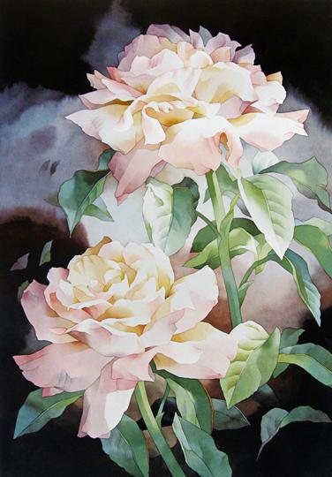 Jean Crane - Summer Roses