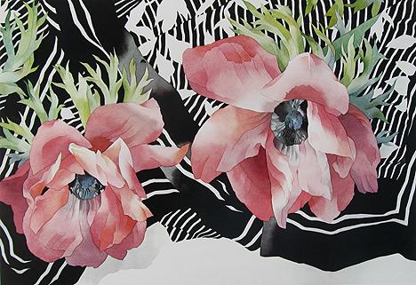 Jean Crane - Anemones