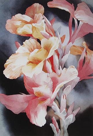 Jean Crane - African Flower