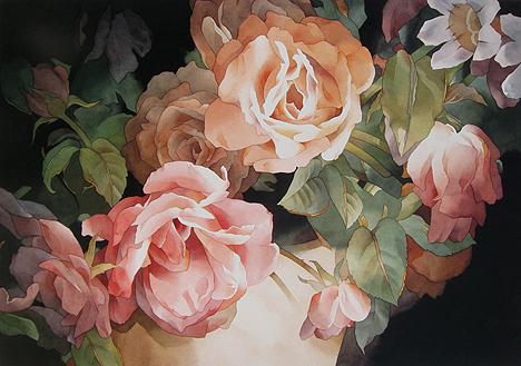 Jean Crane - Roses