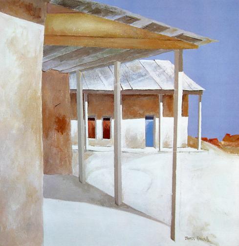 James Harrill - Chimayo Porch