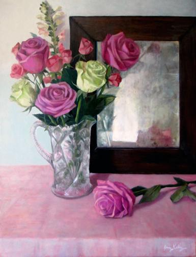 Jenny Kelley - Blooms In Silver Light