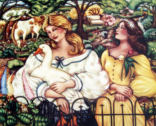 Linda  Carter-Holman - When The Birds Sing