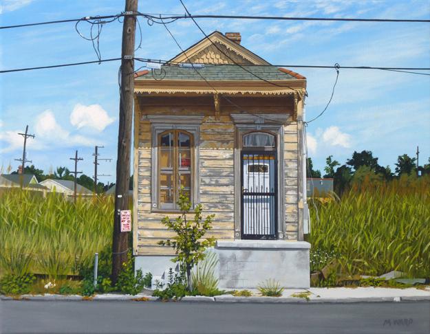 Michael Ward - Shotgun House