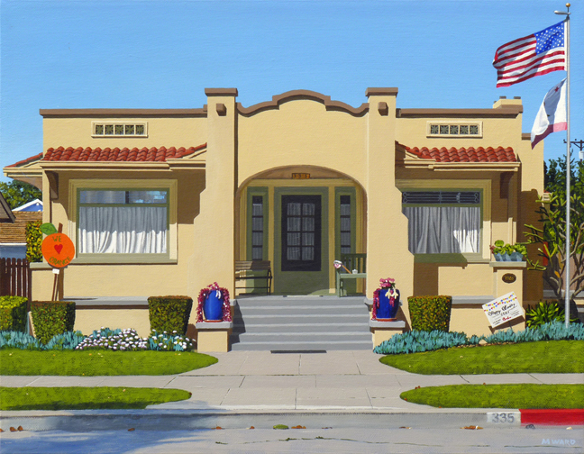 Michael Ward - Orange House