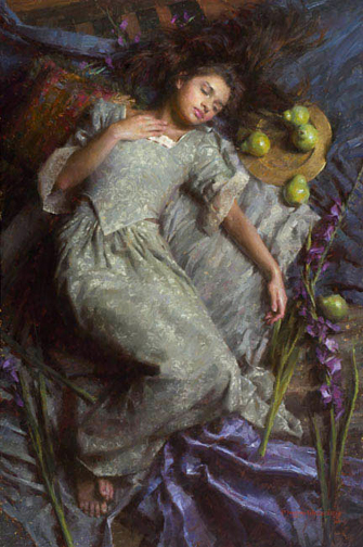 Morgan Weistling - Dreams In Blue