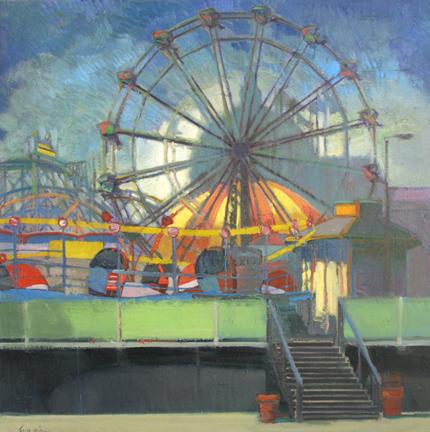 Francis Livingston - Giant Spinner