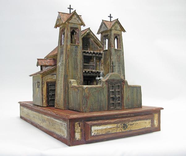 Roberto Cardinale - Santuario de Chimayo
