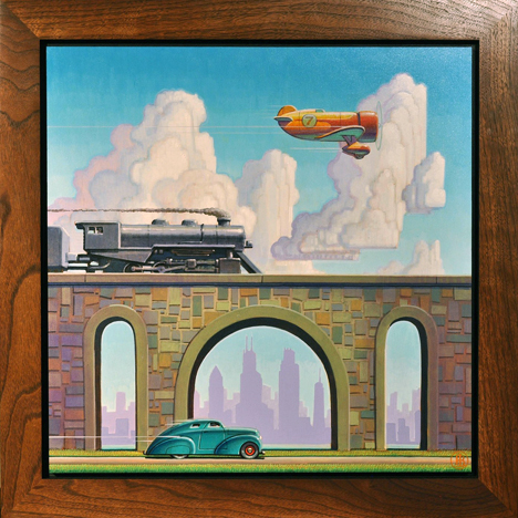 Robert LaDuke - Planes, Trains and Automobiles