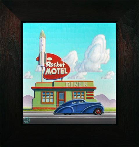 Robert LaDuke - Rocket Motel
