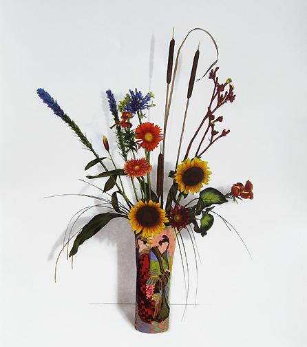 Rick Loudermilk - Oriental Vase II
