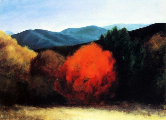 Robert Striffolino - South Of Tesuque - Small Print