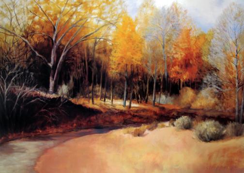Robert Striffolino - Autumn Stream