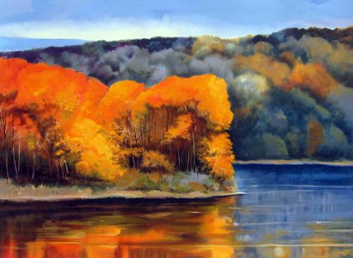 Robert Striffolino - October's Brilliance