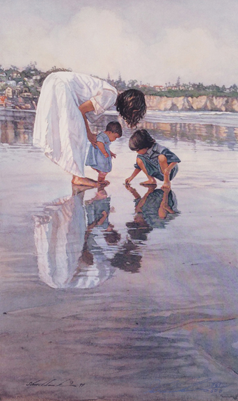 Steve Hanks  - New Discoveries