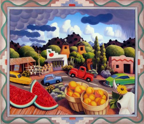 Stephen Morath - Afternoon Monsoon - Digital Prints