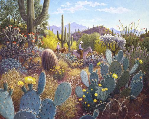 Stephen Morath - Turquoise Afternoon - Digital Prints