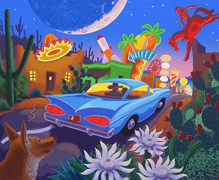 Stephen Morath - Arizona Noche