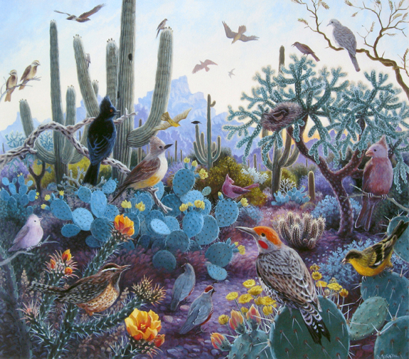 Stephen Morath - Arizona Morning Song