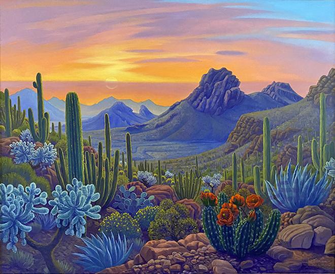 Stephen Morath - Dusty Sunset