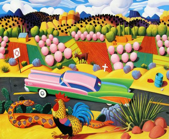 Stephen Morath - La Primavera