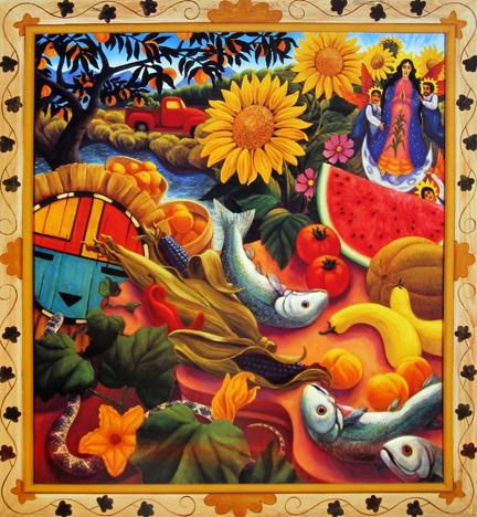 Stephen Morath - Abundant Harvest