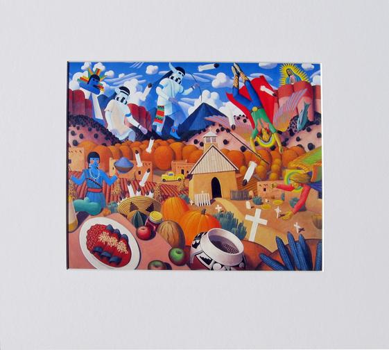 Stephen  Morath Small Prints - Harvest