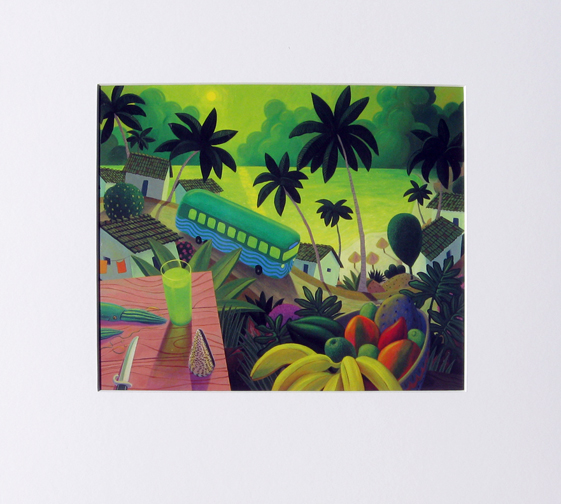 Stephen  Morath Small Prints - Bahia Verde