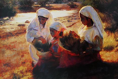 Tom Darro - Desert Rain