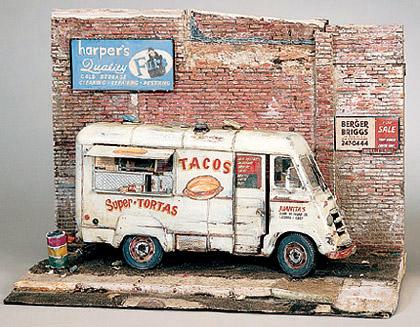 Tim Prythero - Juanita's Taco Wagon
